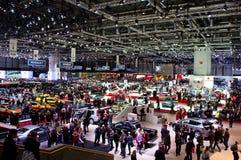 geneva motorshow 2012 Arkivfoton