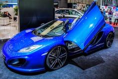Geneva Motorshow 2012 -Gemballa GT McLaren MP4-12C Stock Images