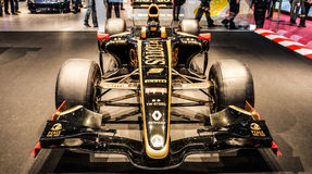 Geneva Motorshow 2012 - Lotus Racing Car Royalty Free Stock Photo