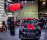 Geneva Motorshow 2012 - Mini John Cooper Works Stock Image