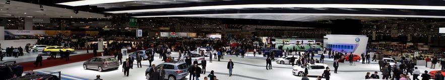 Geneva Motorshow Royalty Free Stock Images
