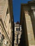 geneva pierre för 05 cathedrale st Royaltyfria Bilder