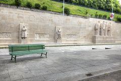 Geneva. Reformation Wall Royalty Free Stock Photography