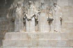 geneva reformationvägg Royaltyfria Foton