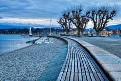 Geneva,, Switzerland Cityscape Royalty Free Stock Photo