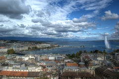 Geneva, Switzerland, Europe Royalty Free Stock Photos