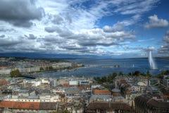 Geneva, Switzerland, Europe Royalty Free Stock Photos