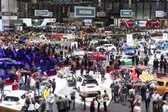 Geneva, Switzerland, 7 March 2016: Cars on the Expo. Cars on the Expo, Geneva, Switzerland Stock Photos