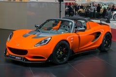 Lotus Elise Cup 250 sports car Royalty Free Stock Image