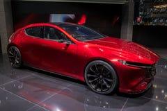 Mazda KAI Concept car Stock Images
