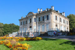 GENEVA, SWITZERLAND - SEPTEMBER 07: Park la Grange, Geneva, Switzerland. September 07, 2012 stock photos