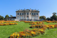 GENEVA, SWITZERLAND - SEPTEMBER 07: Park la Grange, Geneva, Switzerland. September 07, 2012 stock images