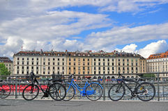 Geneva, Switzerland Royalty Free Stock Photos