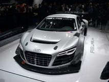 Audi R8 Ultra GT3 Stock Photo