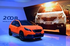 Peugeot 2008 Stock Image