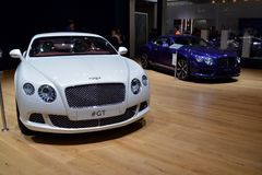 Bentleys Royalty Free Stock Images