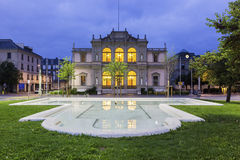 Geneva University of Music in Switzerland Royalty Free Stock Photography