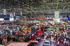 Geneve Auto Salon 2012 - Switzerland Royalty Free Stock Photos