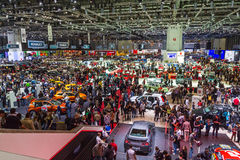 Geneve Auto Salon 2012 - Switzerland Stock Photography