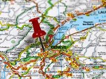 Geneve en Suisse Image stock