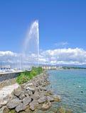 Geneve, Suiza Fotos de archivo