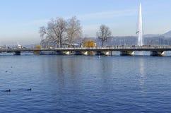 Genewa Zdjęcie Stock