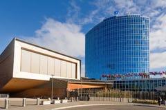 Genewa kwater głównych budować Światowa wlasność intelektualna organizacja Obraz Royalty Free