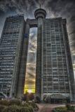 Genex Building on New Belgrade Royalty Free Stock Image