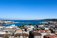 Genf Stockbild