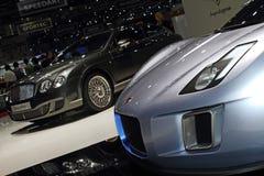 Genf-Autoausstellung â Gumpert Tornado 2011 Stockfotos