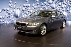 Genf-Autoausstellung 2010 Lizenzfreies Stockfoto