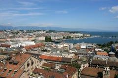 Genf, die Schweiz Lizenzfreie Stockfotos