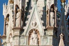 Genf die Schweiz das Brunswick-Monument Stockfotografie