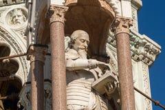 Genf die Schweiz das Brunswick-Monument Lizenzfreie Stockfotos
