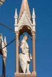 Genf die Schweiz das Brunswick-Monument Stockbilder