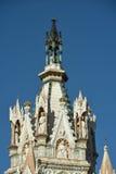 Genf die Schweiz das Brunswick-Monument Lizenzfreies Stockfoto