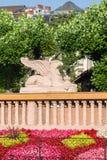 Genf die Schweiz das Brunswick-Monument Lizenzfreie Stockbilder
