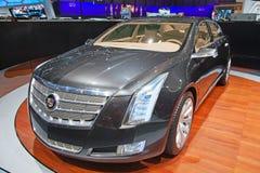 Genf-Motorshow 2011 Lizenzfreies Stockfoto