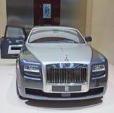 Genf-Motorshow 2011 Stockfoto
