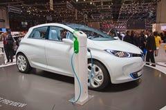 Genf-Motorshow 2011 Stockfotografie