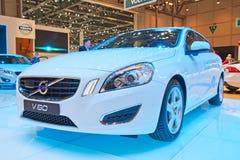Genf-Motorshow 2011 Stockbilder