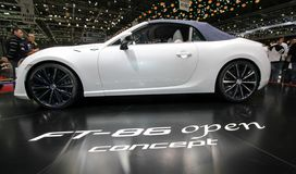 Toyota FT-86 öffnen Konzept Lizenzfreie Stockfotos