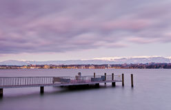Genf-Stadt Lizenzfreie Stockfotos