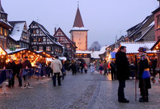 Gengenbach - Alemanha Fotografia de Stock Royalty Free