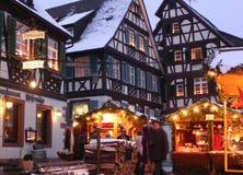 Gengenbach - Alemanha Foto de Stock Royalty Free