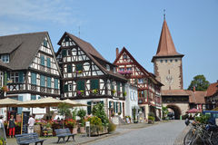 Gengenbach town Stock Images