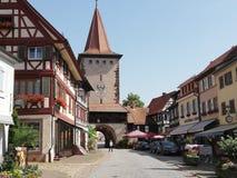 Gengenbach Tyskland royaltyfri foto