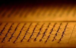 genghis книги khan Стоковая Фотография