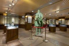 genghis khan博物馆 免版税图库摄影