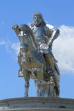 Genghis Khan Monument Stock Photography